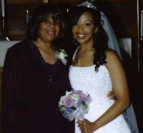 mommy and me wedding